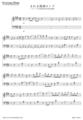 まわる地球ロンド-ヘタリア The Beautiful World主題歌楽譜