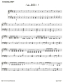 Calc.-初音ミク楽譜
