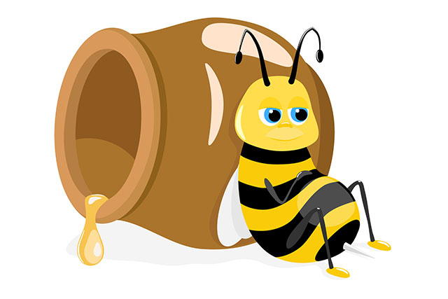 味覚遺伝子は少なくても必須の栄養を見つけるミツバチ、汚れた水をあえて飲むことも