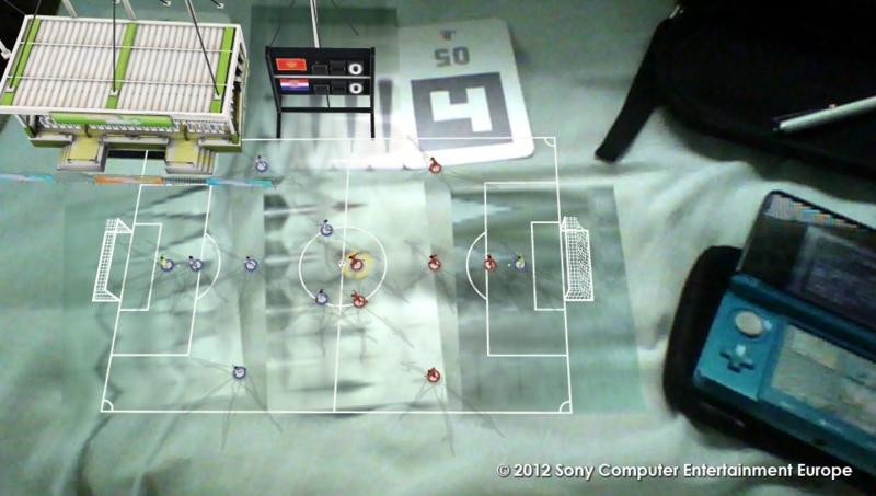 テーブル・プレイ・サッカー