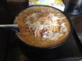 辛味噌坦々麺