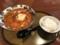 トマト麻婆麺