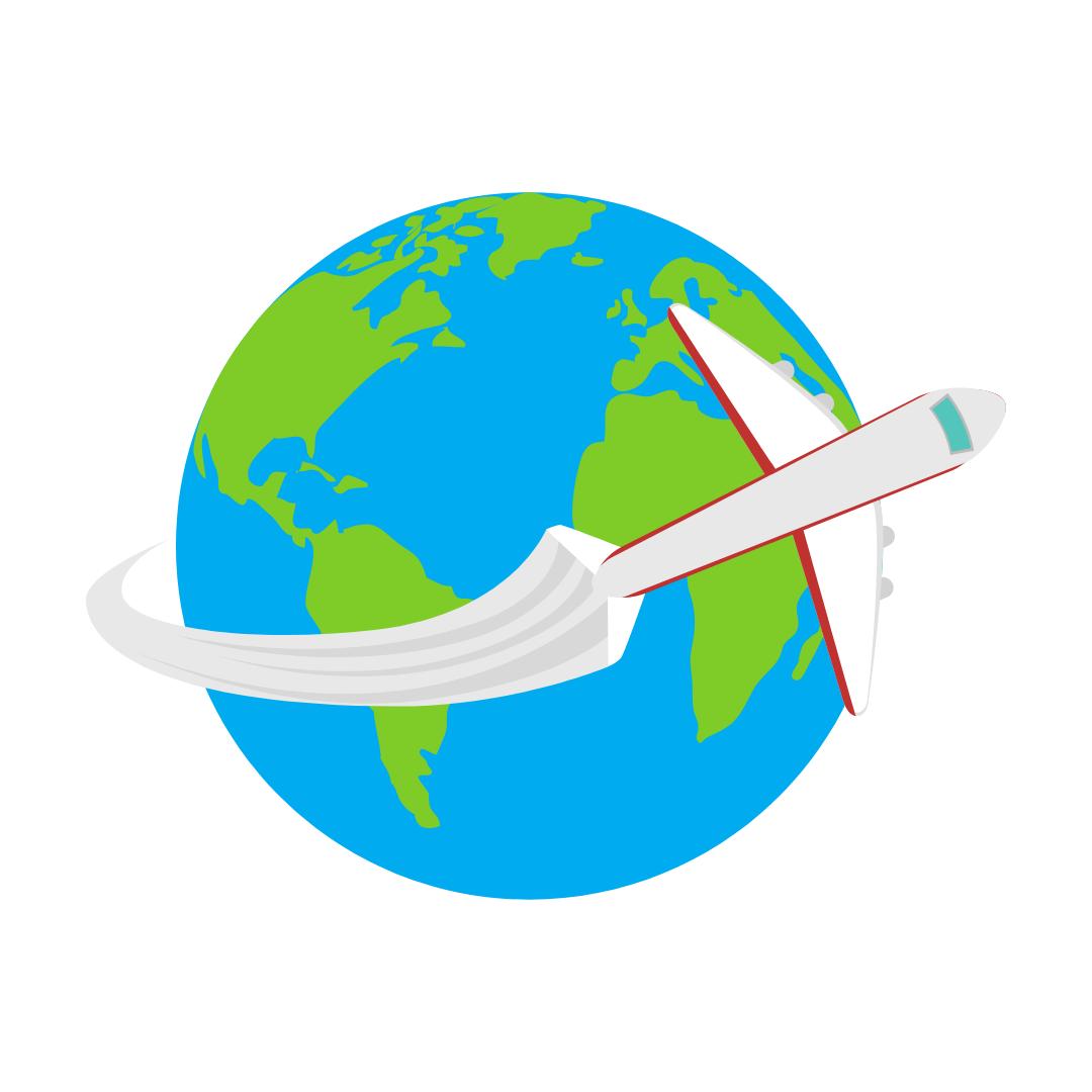 海外旅行,英会話フレーズ,簡単,空港,機内,入国審査