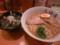 今日のお昼はラーメンとミニチャーシュー丼を天神屋@秋葉原で