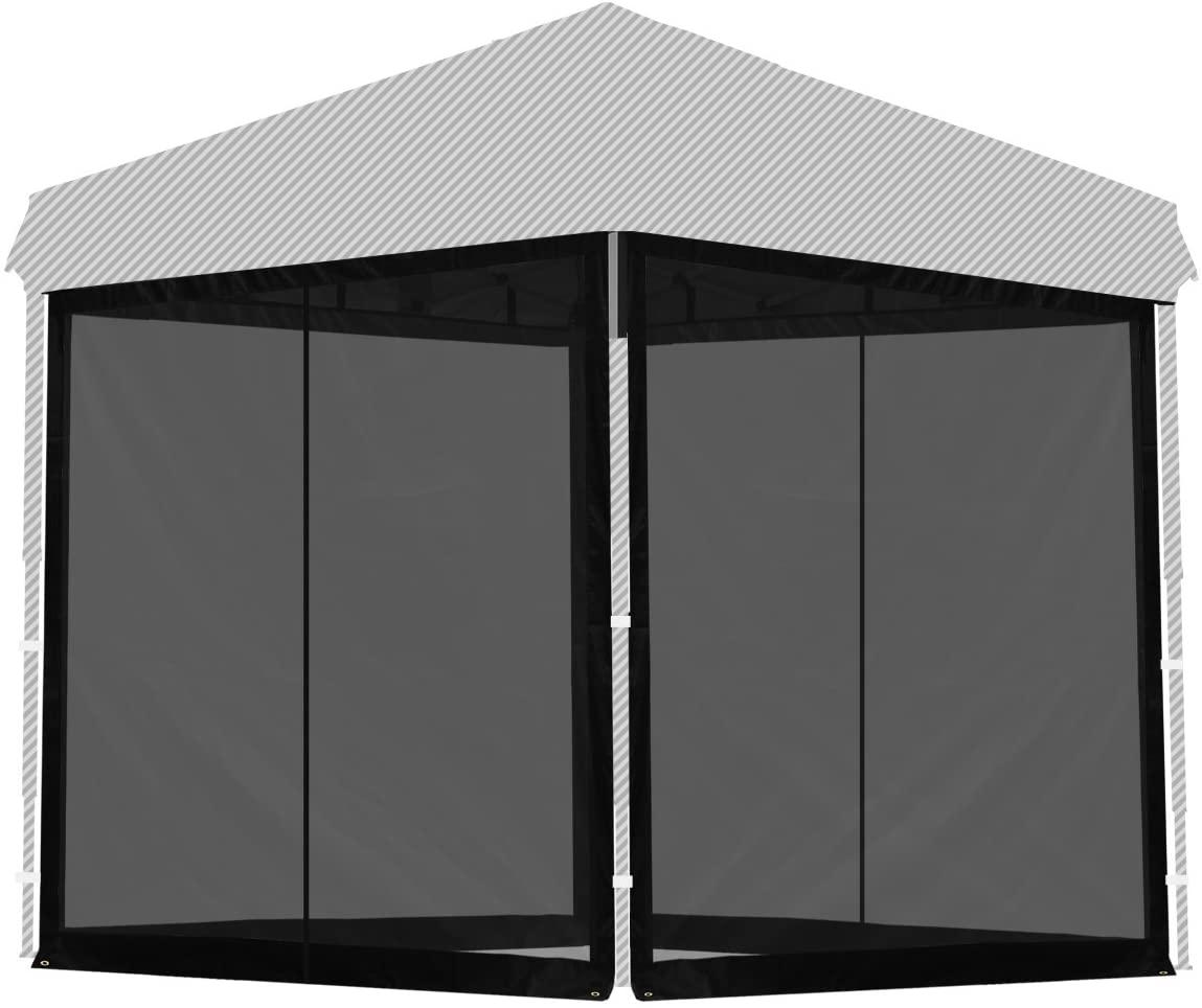 FIELDOOR タープテント専用バグガード 2.0m