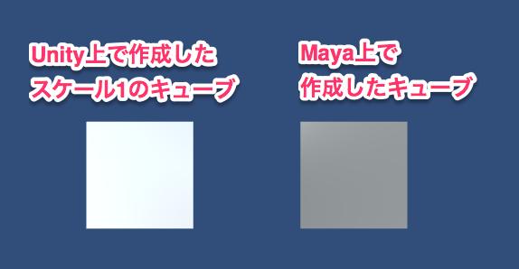 Unityのスケール1とMaya FBXのスケール1を一致させる方法_6