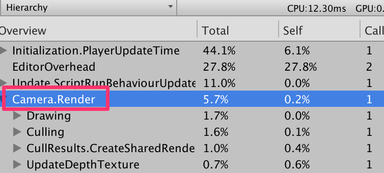 Unity Profilerによる計測時間をスクリプトから取得できた件_0