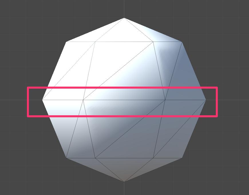 Unity 動的にカプセルメッシュを描画をしてみる_1