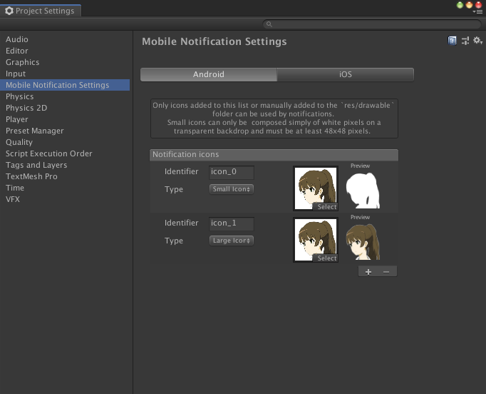 【無料】Unity公式Mobile NotificationsでローカルPush通知を実装する_0