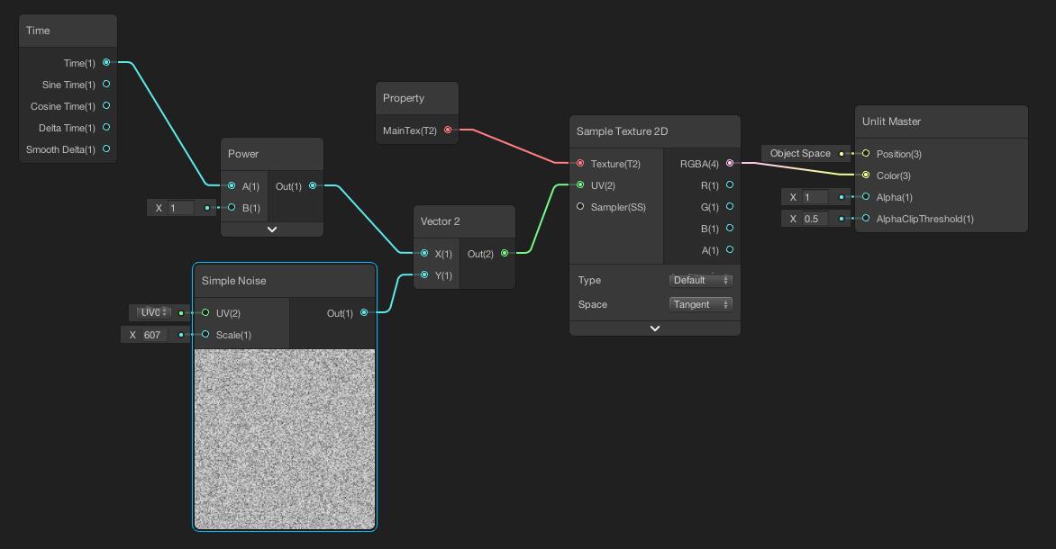 【Unity2019版】初心者向けUnity Shader Graphの始め方_16