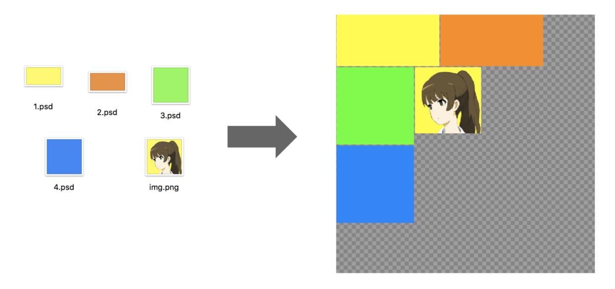 TexturePackerで画像を追加する際のちょっとした効率化Tips_0