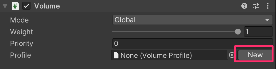 【Unity】Universal Render PipelineでVisual Effect Graphの始め方(ポストエフェクト付き)_3