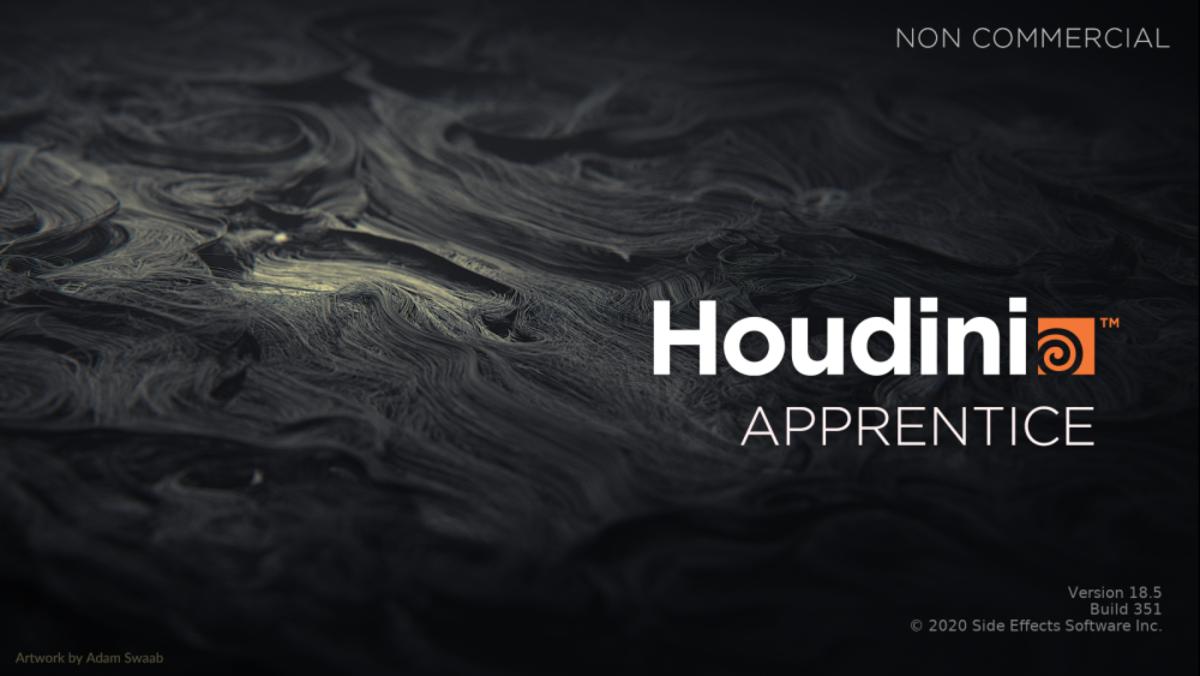 【無料】非商用Houdiniをインストールから初回起動までの方法_13