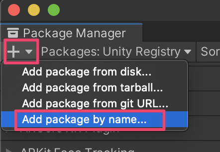 Unity2021.1ではMemory Profilerのインストール方法が変わります_1