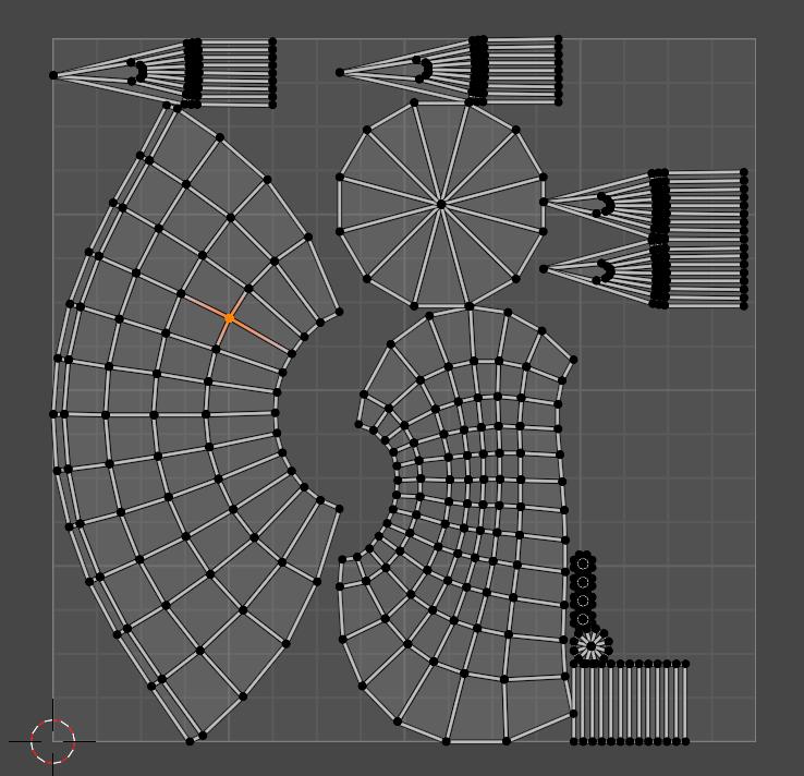 【Blender】かんたん初心者UV展開する方法_8