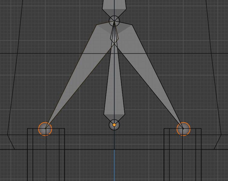 【Blender】かんたん初心者ボーンの追加方法_5