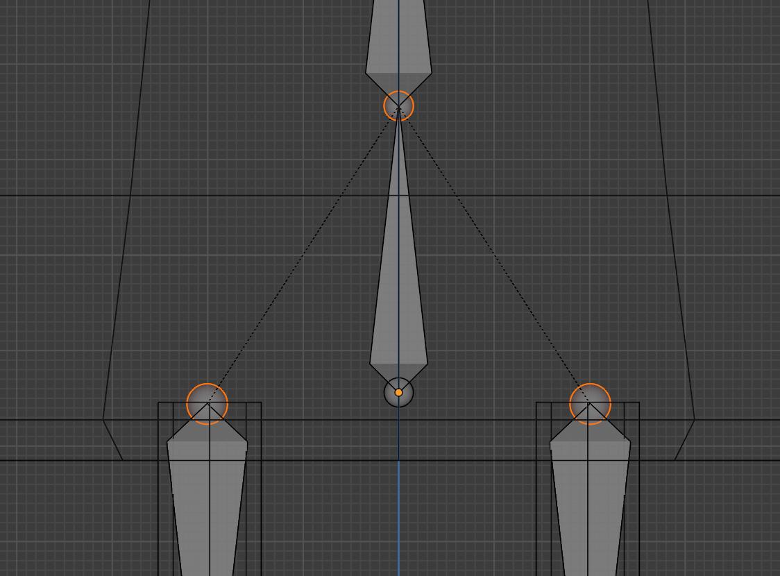 【Blender】かんたん初心者ボーンの追加方法_9