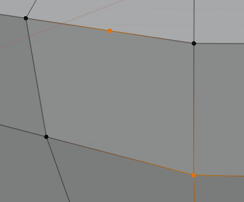 【Blender】かんたん初心者 頂点の追加とメッシュ分割_3