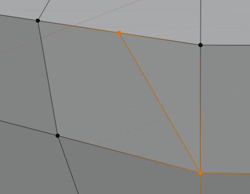 【Blender】かんたん初心者 頂点の追加とメッシュ分割_5