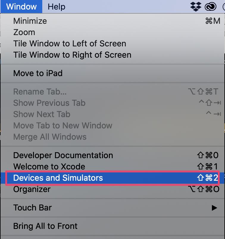 【iOS開発】iOSデバイスの中を確認する_0