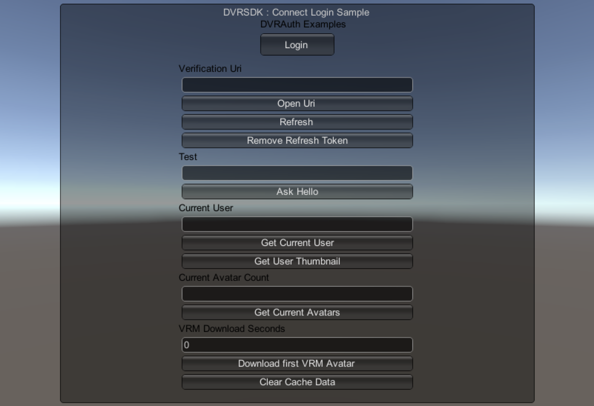 【DMM VR Connect】VRMを表示させる方法_3