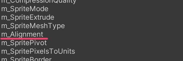 【Unity】SpritePivotをスクリプトからCustomにする方法_3