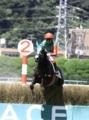 ★2017.09.02小倉競馬場4Rシゲルボスザル&平沢健治騎手