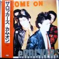 TH eROCKERS (ザ・ロッカーズ) / COME ON ( LP )