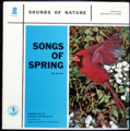 SOUND OF NATURE / SONGS OF 25 COMMON SONGBIRDS ( LP )