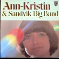 ANN KRISTIN & SANDVIK BIG BAND / same ( LP )