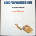 RICHARD DAVIS TRIO feat. JOE BECK & JACK DeJOHNETTE / SONG FOR WOUNDED KNEE ( USA original press