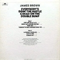 JAMES BROWN / EVERYBODY'S DOIN' THE HUSTLE & DEAD ON THE DOUBLE BUMP ( LP )