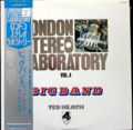 TED HEATH AND HIS MUSIC / LONDON STEREO LABORATORY vol.4 BIG BAND ( LP )