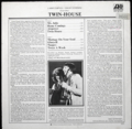 LARRY CORYELL - PHILIP CATHERINE / GUITAR DUO - TWIN HOUSE ( LP )
