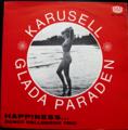 BENGT HALLBERGS TRIO / HAPPINESS ... (KARUSELL) ( LP )
