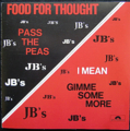 JB'S / FOOD FOR THOUGHT ( CD )