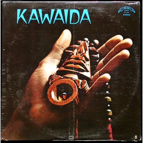 KUUMBA - TOUDOE HEATH / KAWAIDA ( SEALED - DEAD STOCK 未開封 ) ( LP )