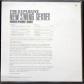 NEW SWING SEXTET / THE EXPLOSIVE ( SEALED - DEAD STOCK 未開封 ) ( LP )