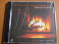 RONANTIC SAX WITH SRINGS feat. SCOTT HAMILTON / LATE NIGHT CHRISTMAS EVE ( 新品 - 未開封 )