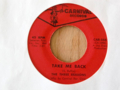 "WILBUR BASCOMB AND THE ZODIACS / JUST A GROOVE IN ""G"" --- THREE REASONS / TAKE ME BACK ( 7 EP )"