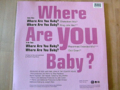 BETTY BOO / WHERE ARE YOU BABY ? ( REMIX ) ( 1991 USA press ) ( 4track ) ( 12 )
