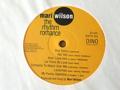 MARI WILSON / THE RHYTHM ROMANCE ( LP )