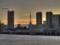 夕焼けと東京タワー