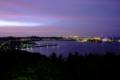 [AF-S DX 16-85mm F3.5-5.6G VR]八景島全景の夕暮れ