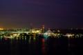[AF-S DX 16-85mm F3.5-5.6G VR]八景島夜景(上から)