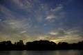 [DA L18-55/F3.5-5.6AL]洗足池の夕暮れ