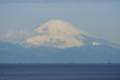[AF-S 70-200mm F2.8G VR II][TC-14EII]館山城から富士山が見える