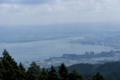 [AF-S DX 16-85mm F3.5-5.6G VR]比叡山より琵琶湖を望む