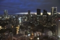 [AF-S 24-70mm F2.8E VR]東京タワーからの眺め(東側)