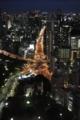 [AF-S 24-70mm F2.8E VR]東京タワーからの眺め(南側)